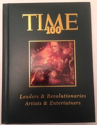 Time 100 Leader's and Revolutionaries Artists  and Entertainers