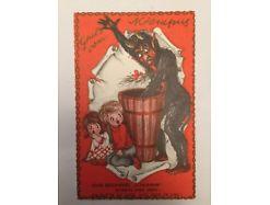 Gruß vom Krampus ungelaufen 19010
