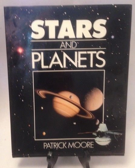 Stars and Planets Moore, Patrick: