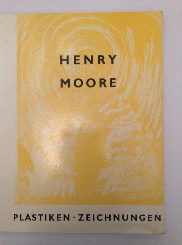 Henry Moore Plastiken Zeichnungen