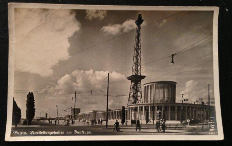 Berlin Ausstellungshallen am Funkturm  11301