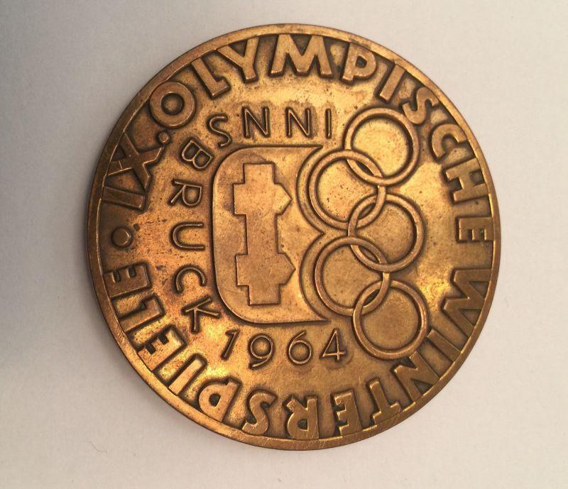 Olympische Winterspiele 1964 Innsbruck 17500