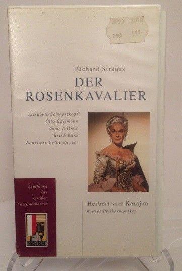 Der Rosenkavalier - Wiener Philharmoniker Strauss, Richard: