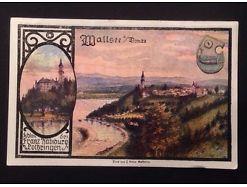 Gutschein der Gemeinde Wallsee 180 Heller 11742