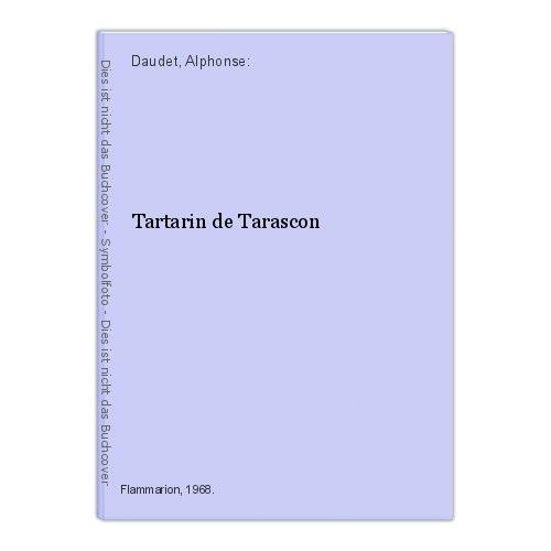 Tartarin de Tarascon Daudet, Alphonse:
