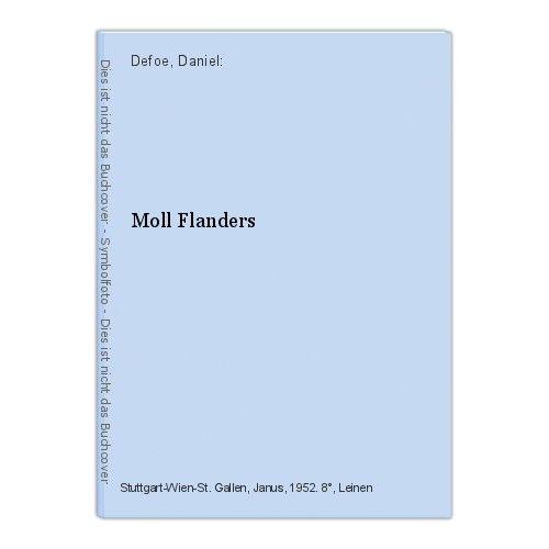 Moll Flanders Defoe, Daniel: