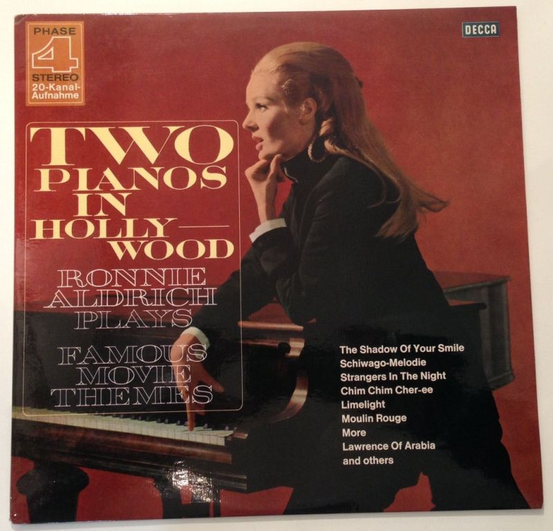 Two pianos in hollywood  11648