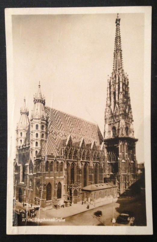 Wien Stefanskirche 10620