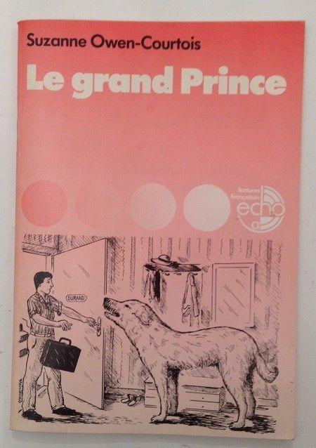 Le grand prince Owen - Coutois, Suzann:
