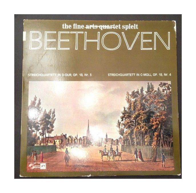 Beethoven the fine arts quartet