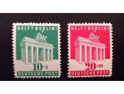 Deutsche Bundespost Mi 101-102 a7