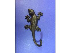 Salamander 18 cm Garderobenhaken Wandkalender Eisen