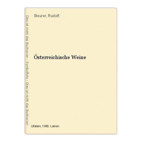 Österreichische Weine Steurer, Rudolf: