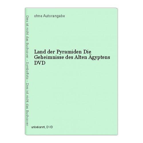 Land der Pyramiden Die Geheimnisse des Alten Ägyptens DVD
