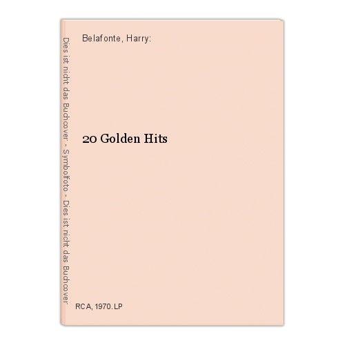20 Golden Hits Belafonte, Harry: