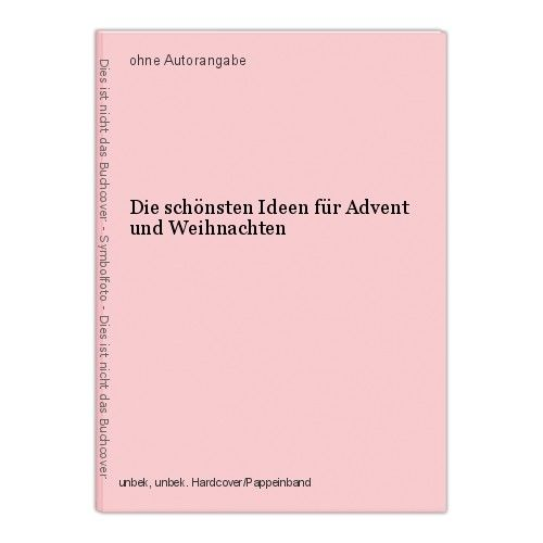 Die schönsten Ideen für Advent und Weihnachten
