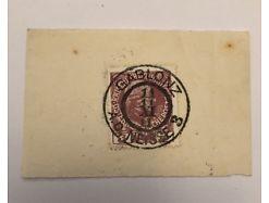 Briefmarke Schöner Stempel Gablonz an Der Neisse 20162