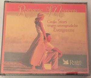 Romantic Moments Große Stars singen unvergessliche Evergreens 5 CD Box