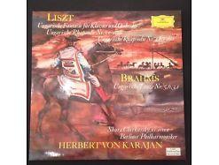 Herbert von Karajan - Liszt - Brahms Sonderauflage  LP 12400
