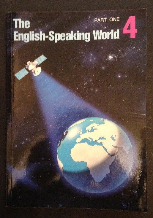 The English - Speaking World 4 Part one Kacowsky, Walter:
