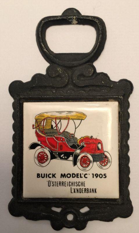 Flaschenöffner Buick Model 1905 Österreichische Länderbank 21002