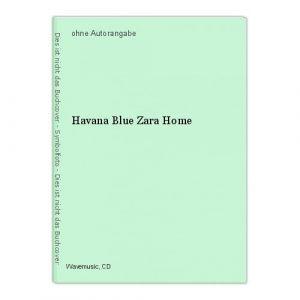 Havana Blue Zara Home