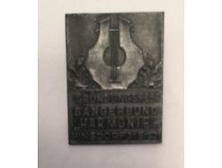 Gründungsfest Sängerbund Pinsdorf 1931 3x1.5 cm 15210