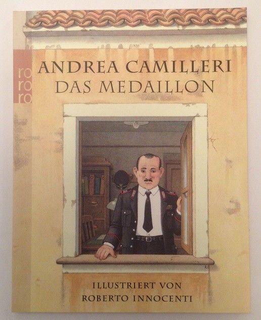 Das Medaillon Illustriert von Roberto Innocenti Camilleri, Andrea: