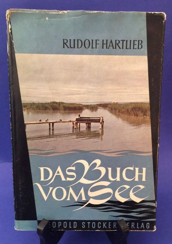 Das Buch vom See Hartlieb, Rudolf:
