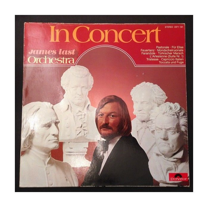 James Last Orchestra  In Concert