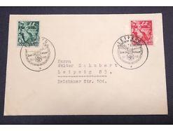 Deutsches Reich Leipzig Sonderstempel 30.1.1938