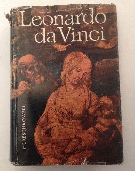 Leonardo da Vinci Historischer Roman Merschkowski, Dmitri: