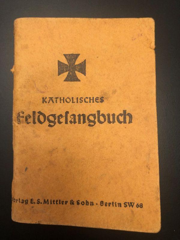 Katholisches Feldgesangbuch 25113