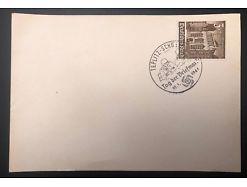 Postablage Teplitz Tag der Briefmarke 1941 25158