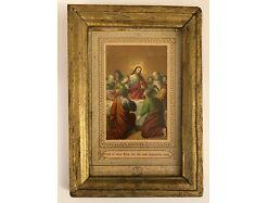 Jesus Dies ist mein Leib, der für euch hingegeben wird 19x15 cm 25583