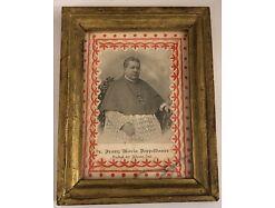 Bischof Diözese Linz Dr. Doppelbauer 1845-1908 19x15 cm 25584