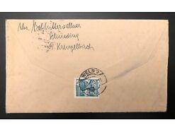Postablage Wels Salzburg 1937 25559