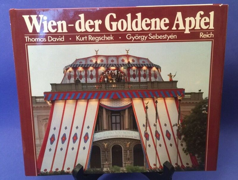 Wien Der Goldene Apfel David, Thomas, Kurt Regschek und György Sebestyen:
