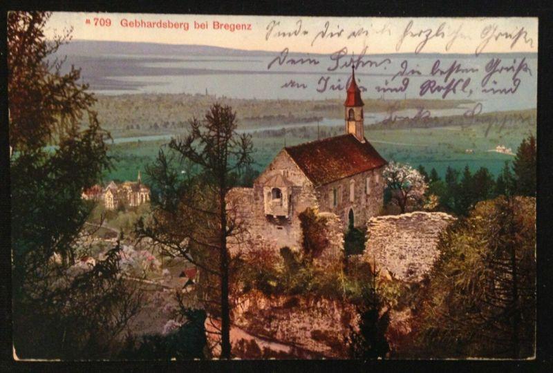 Gebhardsberg bei Bregenz 10578