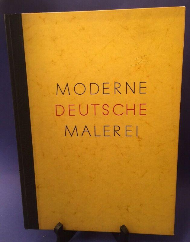 Moderne deutsche Malerei Röthel, Hans Konrad: 0