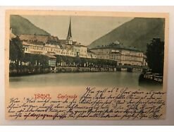 Ischl Esplanade um 1900 26025
