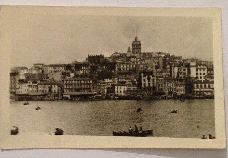 Istanbul Galata echtes Photo     11393