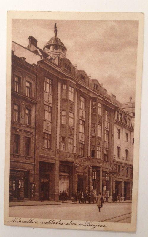 Napredkov zakladni dom u Sarajevu  12241