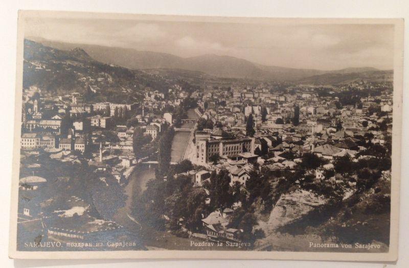 Panorama von Sarajevo    12240