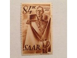 Saar Marschall Ney MiNr 224 mint 015