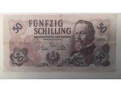 50 Schilling Wettstein 14471