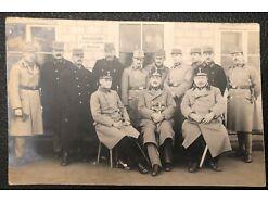 KuK Kriegs - Spital Nr. 1 Wien Soldaten Uniform 26098