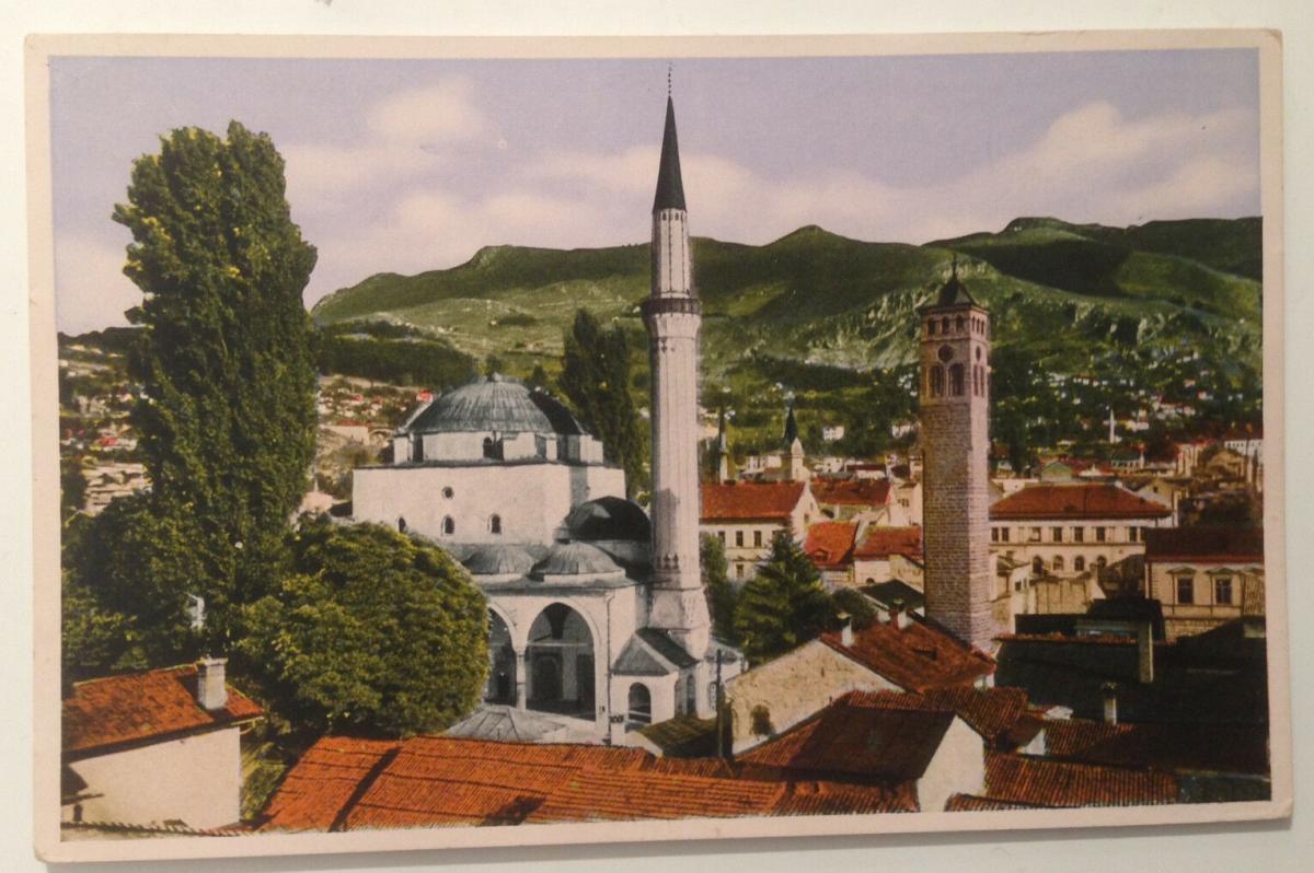 Sarajevo Begova Dzamija     12034