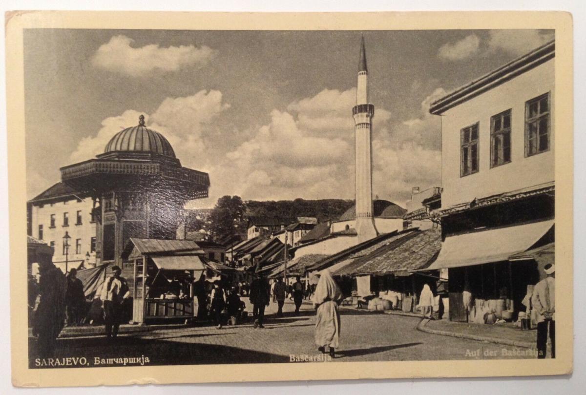 Sarajevo Bascarsija         12030
