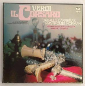 Il Corsaro 2 LP Box mit Booklet Verdi, Giuseppe: